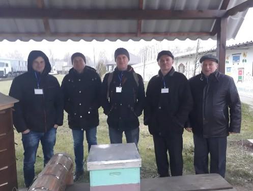 Спілка Пасічників Кагарличчини СПУ