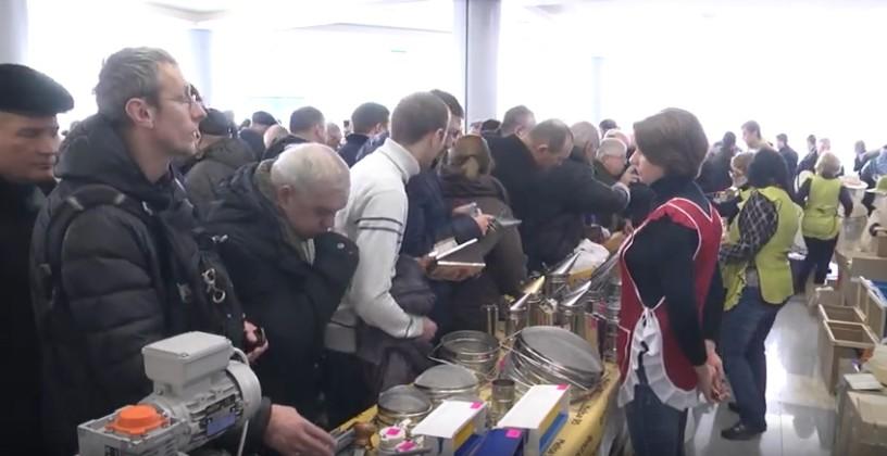 Харків виставка пасічників Бджолярів