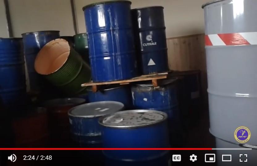 Де купити бочки під мед в Україні 200 літрові