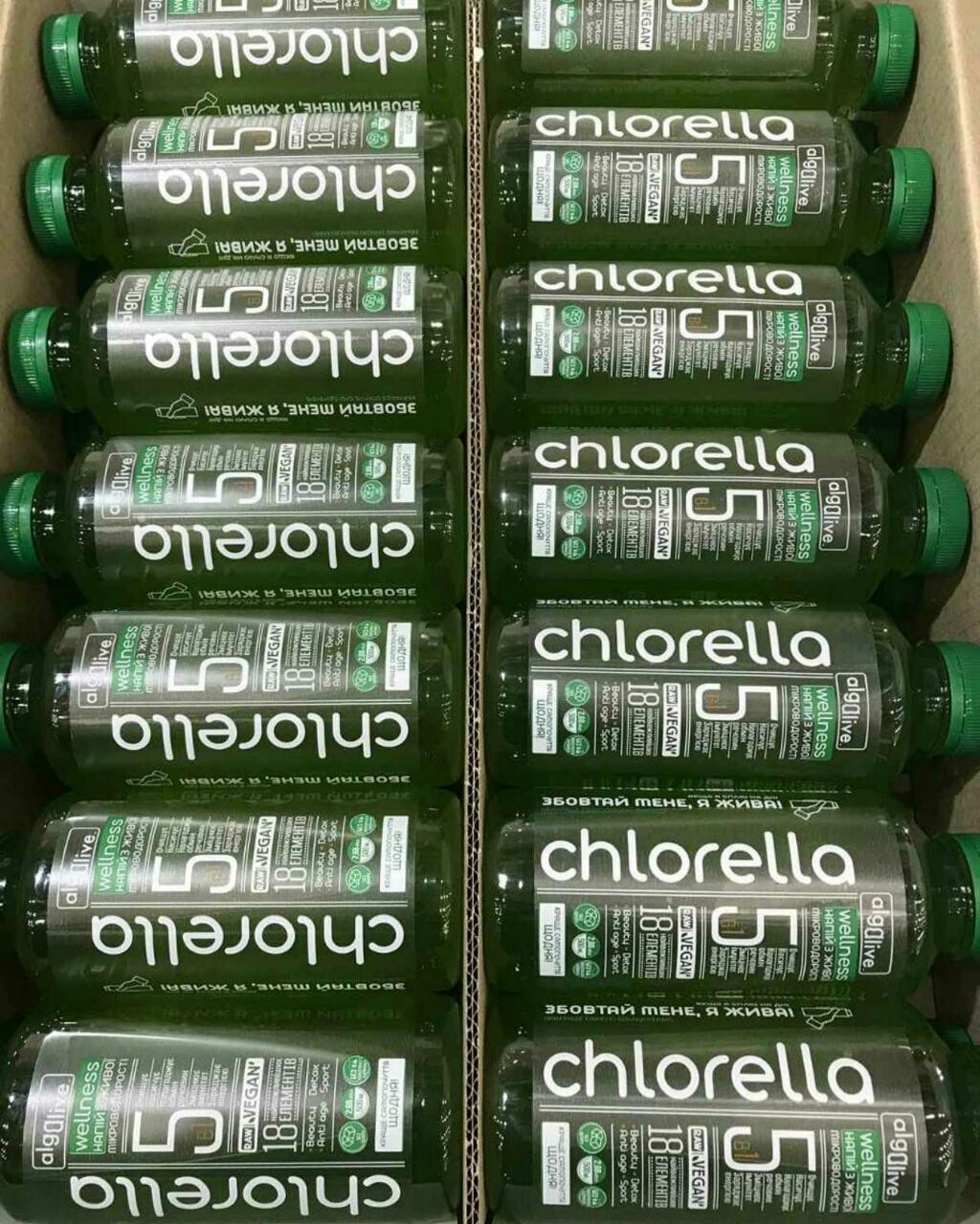 купити хлорелу