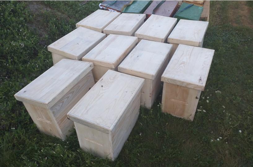 Тара для бджолопакетів