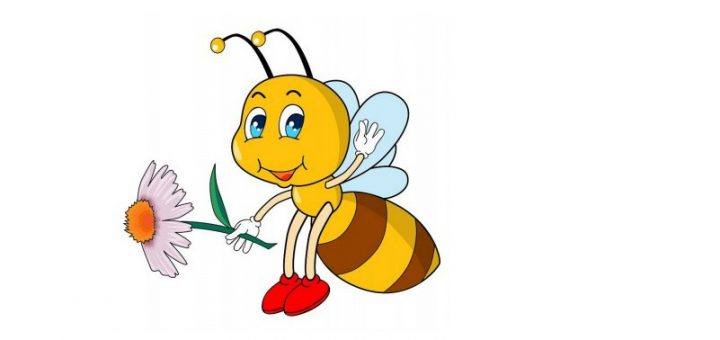 Всесвітній День бджіл 20 Травня